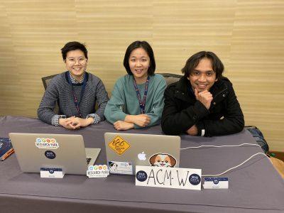 UIUC ACM-W @ the Big Data Summit!
